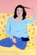 """Anne  36 x 24"""" (2015)"""
