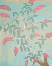 """Buddleia 1  20 x 16"""" (2013)"""