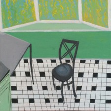 "Kitchen 20 x 20"" (2014)"